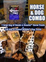 Sugar Free Horse Treats - Sneak-e-snacks