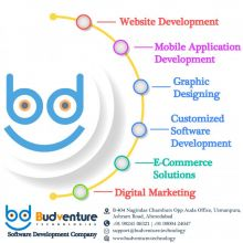Best Web Development Company in Ahmedabad Budventure Technologies