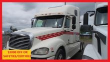 2004 FREIGHTLINER COLUMBIA MBE 4000 SLEEPER NO DPF Limited time offer Free all Safeties/Certified or