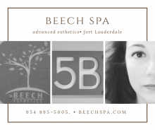 Beech Esthetics and Spa February promotion!