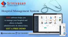 HMS – Hospital Management System -   Online Application  Integrated Solutions  Customized Image eClassifieds4u 1