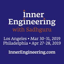 Inner Engineering with Sadhguru in Los Angeles