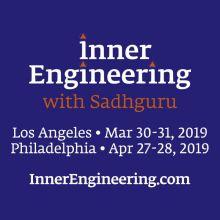 Inner Engineering with Sadhguru in Los Angeles Image eClassifieds4U