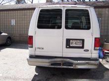 E150 Van YEAR 2000