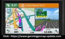 Update Garmin GPS in a timely manner for your convenience