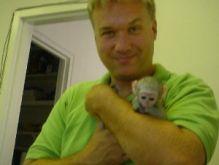 CHARMING FEMALE BABY CAPUCHIN MONKEY FOR ADOPTION NOW!!! perrymorgan38@gmail.com