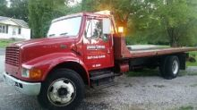 NW Suburbs- Flatbed Towing