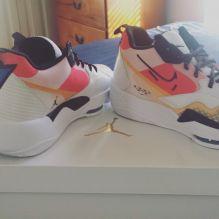 Brand new in box women's Jordan's