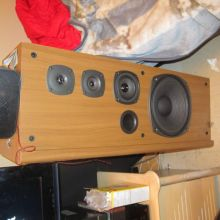 5 piece 2 channel stereo kenwood jvc technics sony first 125